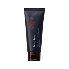 Маска - Jeju Volcanic Color Clay Mask Black Purifying