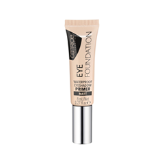 Праймер - Eye Foundation Waterproof Eyeshadow Primer 010