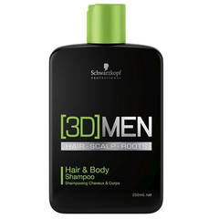 Шампунь - [3D] Men Hair & Body Shampoo