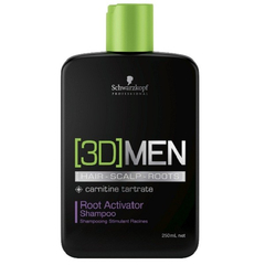 Шампунь - [3D] Men Root Activator Shampoo
