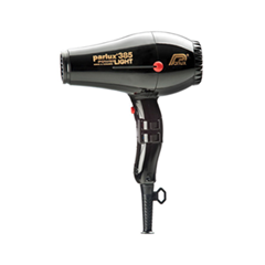 Фен - Parlux 385 PowerLight Black