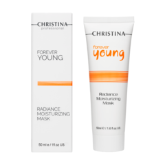 Маска - Forever Young Radiance Moisturizing Mask