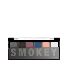 Тени для век - The Smokey Shadow Palette