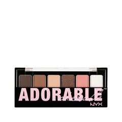 Тени для век - The Adorable Shadow Palette