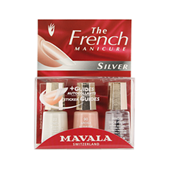 Набор для маникюра - Manucure French Silver