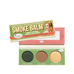 Тени для век - Smoke Balm Eyeshadow Palette