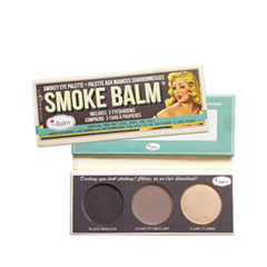 Тени для век - Smoke Balm Eyeshadow Palette #1