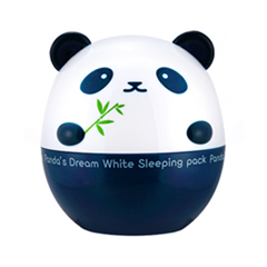 Ночная маска - Ночная маска Panda's Dream White Sleeping Pack
