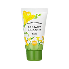 Крем для рук - Floral Shea Hand Cream. Freesia