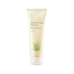 Пенка - Aloe Fresh Creamy Deep Foam