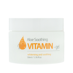 Ночной крем - Aloe Soothing Vitamin Gel
