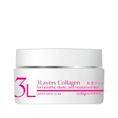 Крем - 3 Layers Collagen Cream