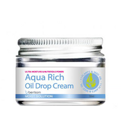 Крем - Moist Solution Aqua Rich Oil Drop Cream